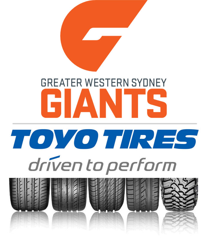 GWS Giants and Toyo